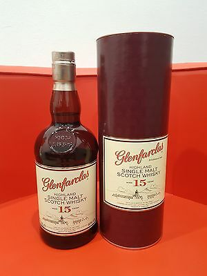 Glenfarclas 15 Year Old Single Malt Scotch Whisky 700ml 46 % abv