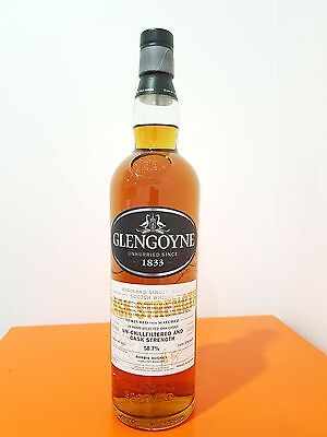 Glengoyne Cask Strength Single Malt Scotch Whisky Batch 001 700ml 58.7 % abv