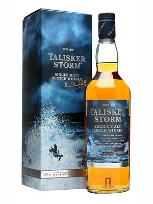 Talisker Storm Single Malt Scotch Whisky (700ml)