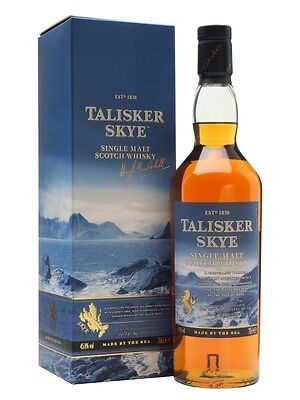 Talisker Skye Single Malt Scotch Whisky (700ml)