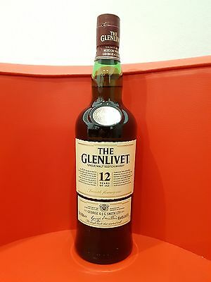 Glenlivet 12 Year Old Single Malt Scotch Whisky 700ml 40 % abv