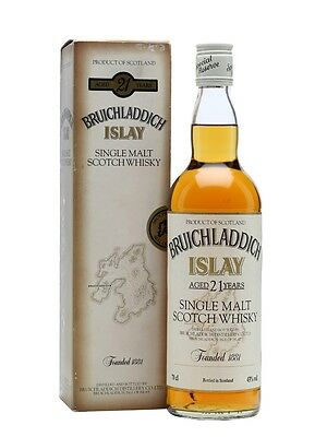 Bruichladdich 21 Years Old Single Malt Scotch Whisky (700ml)
