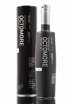 Bruichladdich Octomore 7.1 Scotch Whisky 700ml @ 59.5% abv