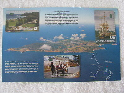 Norfolk Island Phone cards