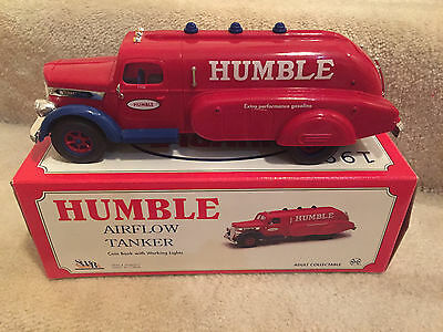 Humble Collector's Edition 1994 Airflow Tanker Plastic Coin Bank