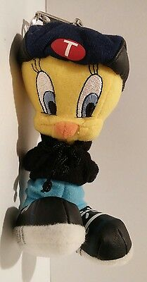 Tweety Bird Plush Key Chain