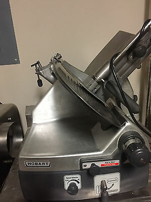 "Hobart 2912 Automatic 6-Speed 12"" Meat Cheese Deli Slicer"
