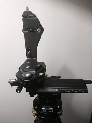 Manfrotto 303 plus QTVR with Geared Panoramic Head