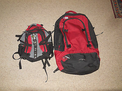 Black Wolf Cedar Breaks 90L Backpack with Attachable  Day Pack