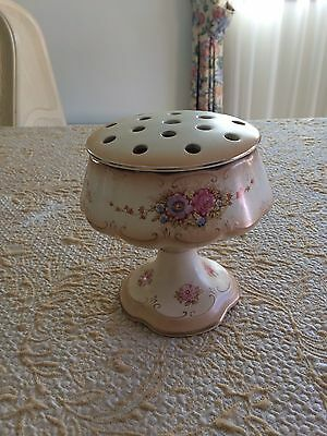 Antique Vase Stoke On Trent Crown Devon Fieldings England