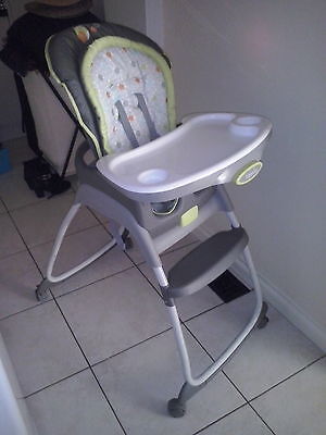 high chair ingenuity 3 in 1 deluxe marlo