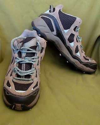 SIZE 11 42 COLUMBIA DOGWOOD MID HIKING LADIES BOOTS  @Lane-ends