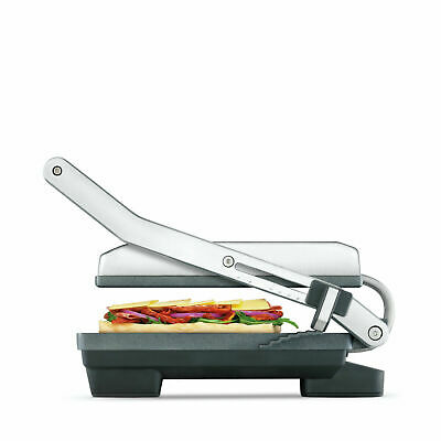 NEW Breville The Toast/Melt Sandwich Press 4 Slice BSG540 Sandwich Maker