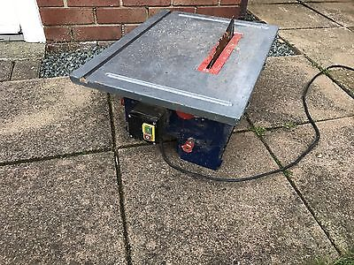 Used Small Table Saw