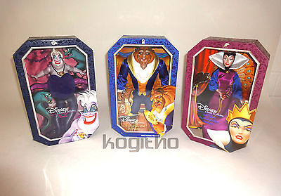 NEUOVP Mattel Disney Classic Collection Villains Bösewichte Puppe Doll Spielzeug