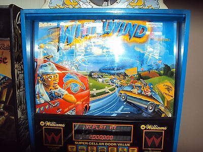 Whirlwind Pinball Machine