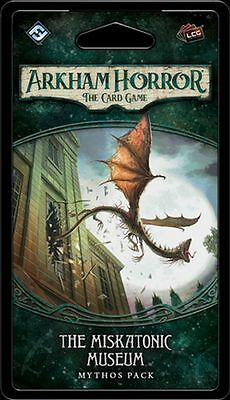 The Miskatonic Museum Mythos Pack (Arkham Horror LCG)