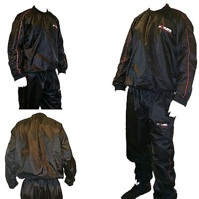 Unisex Sweat Suit, Sauna/Exercise Suit, Fitness Weight Loss Anti-Rip-POWERSQUAD