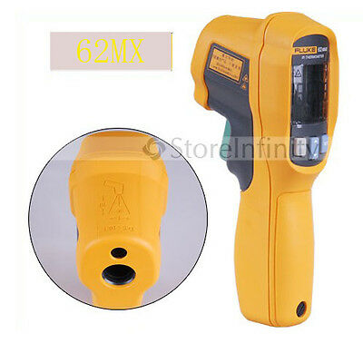 Fluke 62 Max Single Laser Infrared Thermometer -30°C to 500°C (-22°F to 932°F)