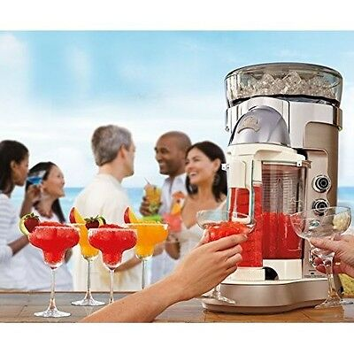 Auto Frozen Drink Machine Margarita Slush Smoothie Daiquiris Concoction Maker