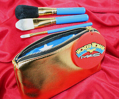 Trousse Pinceaux WONDER WOMAN de MAC
