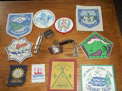 Collection Lot of Boy Scouts Scouting Patches