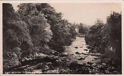 The Feugh from bridge, Banchory