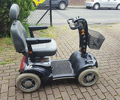 sterling diamond twin speed mobility scooter