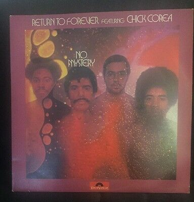 Return To Forever Ft Chick Corea No Mystery