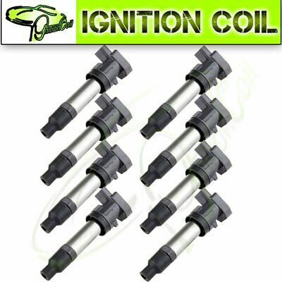 Buick Lucerne For Cadillac DTS SRX STS XLR Ignition Coil Delphi GN10453