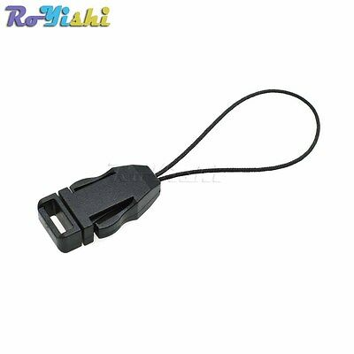Detachable Buckle For Lanyard Worker Tag ID Card Holder Lanyard Accessories