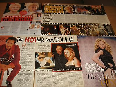 MADONNA - Magazine Clippings