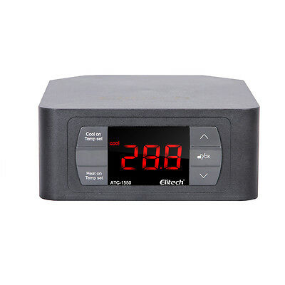 Temperature Controller EU Plug Pre-wired STC-1000 heating cooling Brew Aquarium