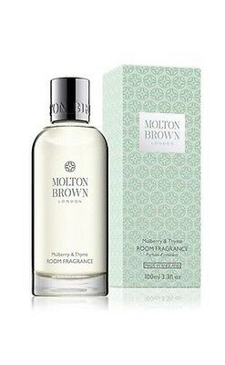 Molton Brown Mulberry & Thyme Room Fragrance. 100ml New And Sealed.