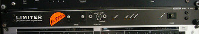DATEQ SPL 2 uP Controlled Stereo Programm Limiter