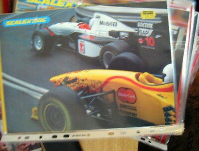 SCALEXTRIC  CATALOGUE 39TH   EDITION 2000  excellent condition