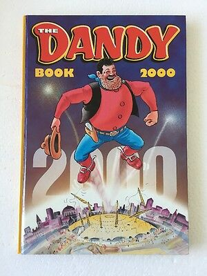 (Good)-The Dandy Book 2000 (Annual) (Hardcover)--0851166989