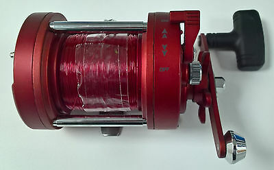 Shakespeare Omni 20 20lb right handed multiplier sea fishing reel