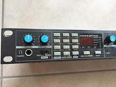 Novation Bass Station Bassstation Rack Vintage Synth Analog