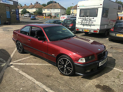 BMW 318is Coupe *** NO RESERVE *** DRIFT / RWD / M Sport