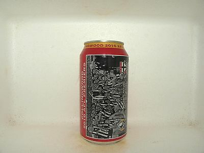 Carlton Draught 2010 Collingwood Afl Football Premiers Empty Beer Can