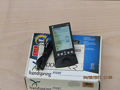 Handspring Visor - handheld computer, with the soul of an organiser