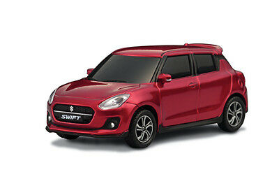 1x NEW Genuine Suzuki 2017-> SWIFT Pull Back Car Toy Model 1:43 99000-79N12-SW
