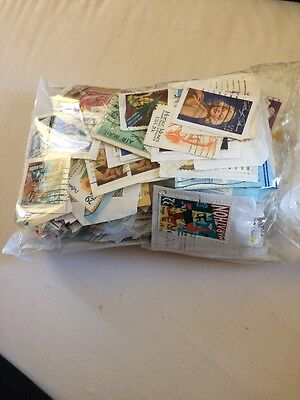 200 Grams American Stamps