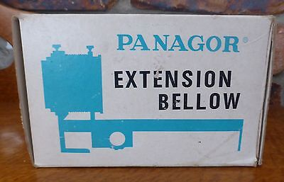 PANAGOR Extension Bellow - In Box