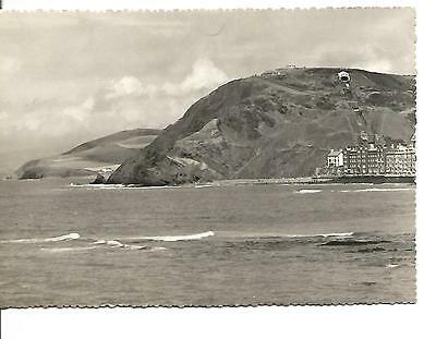 Constitution Hill  Aberystwyth  Vintage Postcard (RP) Unposted