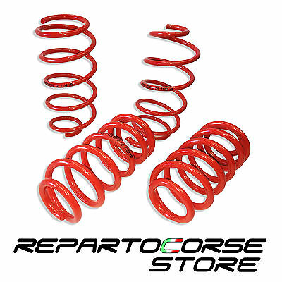 KIT 4 MOLLE SPORTIVE RIBASSATE REPARTOCORSE 30-40mm FORD KUGA 2.0TDCi 4WD