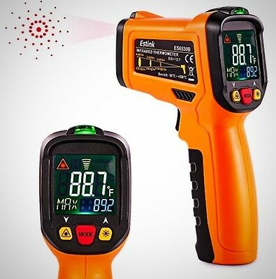 Non Contact Digital laser IR Infrared Thermometer Temperature Gun -50? to New