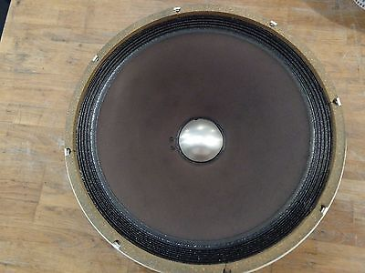 Altec 418B 15 Inch Woofer In Near Mint And Perfect Working Cond
