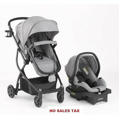 Infant Travel System, Stroller and Car Seat Set, Reversible  Special Edition